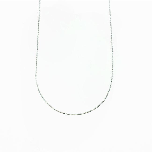 925純銀 基本款 百搭 ITALY 素鍊 項鍊