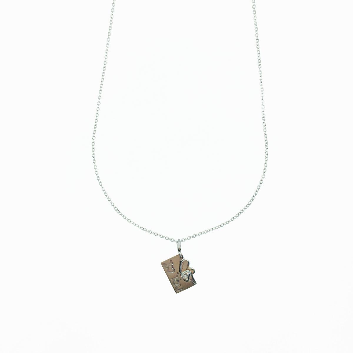 韓國 愛心 雙心 水鑽 刻字金屬吊牌 英文字母 精緻項鍊