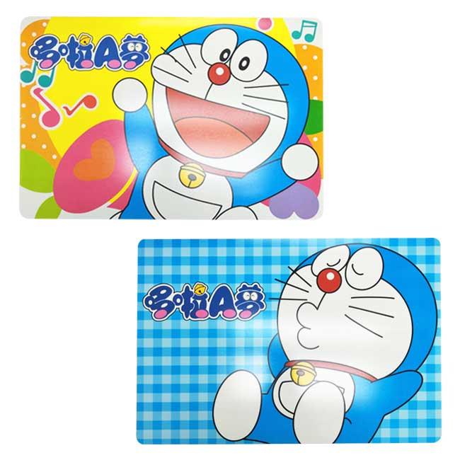 多用途餐墊 哆啦A夢 Doraemon 九九乘法 英文字母 注音符號 教學 餐墊 墊板 正版授權