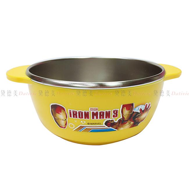 碗 漫威 鋼鐵人 兒童 雙耳 餐具 正版韓國進口授權