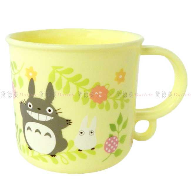 水杯 龍貓 TOTORO 宮崎駿 茶杯 200ML  正版日本進口