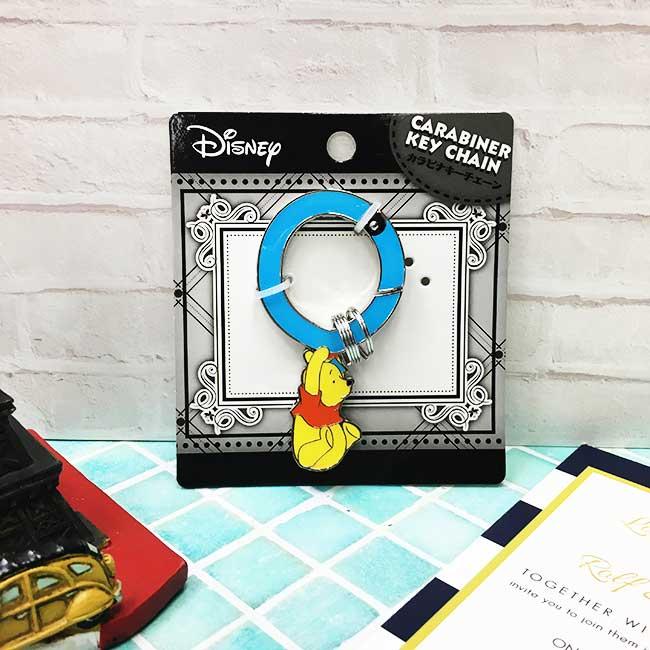 鑰匙圈 日本 迪士尼 小熊維尼 造型鑰匙圈 可愛立體 日本進口正版授權