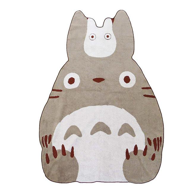 毛毯 宮崎駿 龍貓 小龍貓 坐姿 造型 墊子 正版日本進口授權