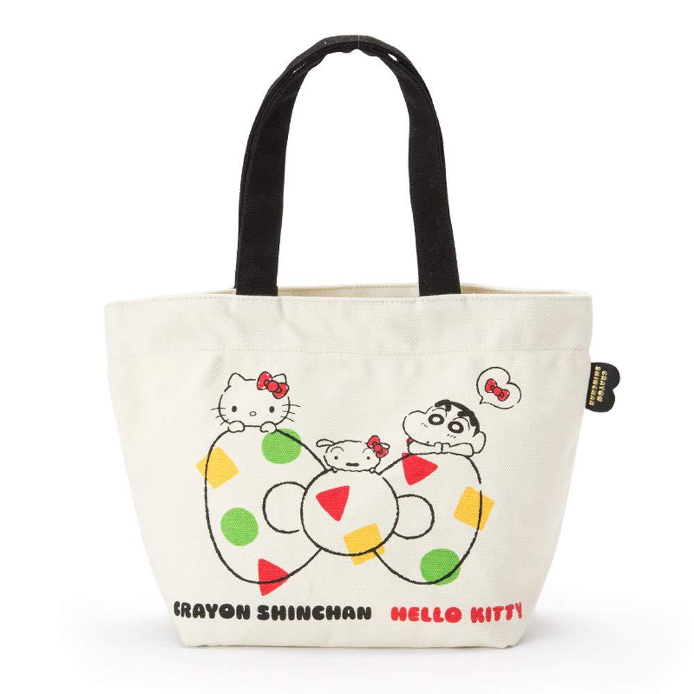 提袋 Hello Kitty 蠟筆小新 聯名 蝴蝶結 圖型 小型 手提 包包 正版日本進口授權