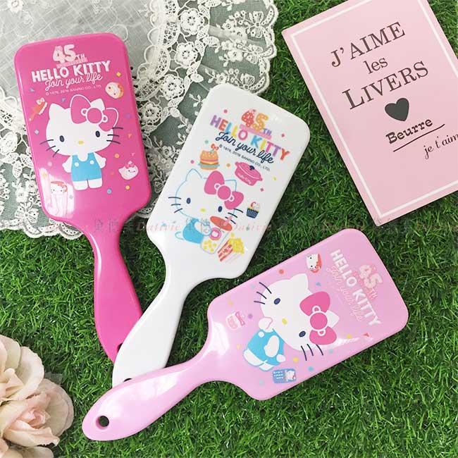 梳子 Hello Kitty 按摩頭皮梳 三款選