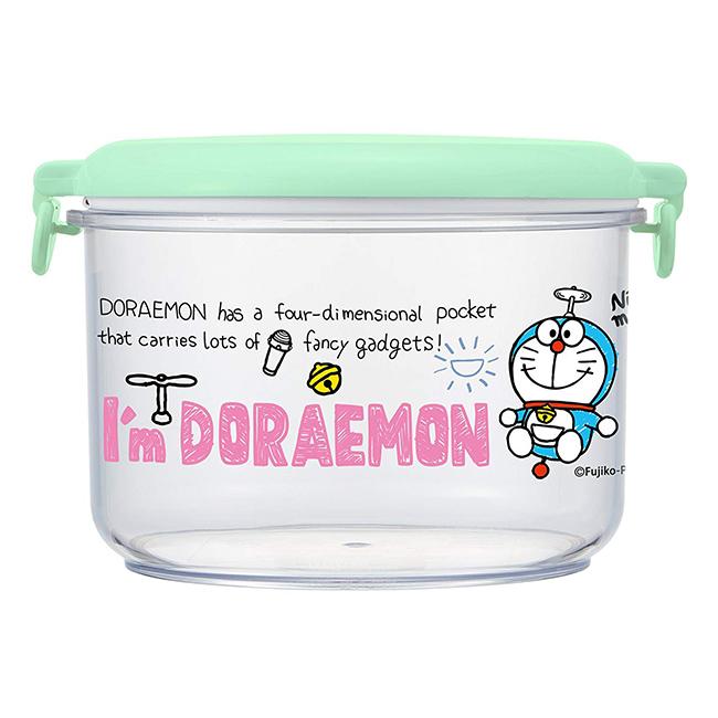 密封罐 日本 迪士尼 哆啦A夢 竹蜻蜓 任意門 保存 收納 520ml 正版日本進口授權