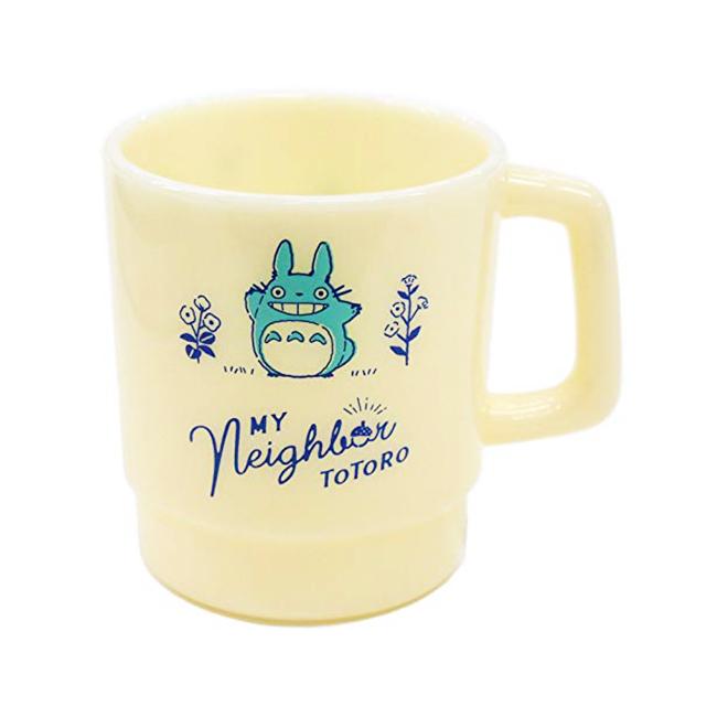 水杯 日本 宮崎駿 龍貓 TOTORO 迷你水杯 茶杯 漱口杯  正版日本進口授權