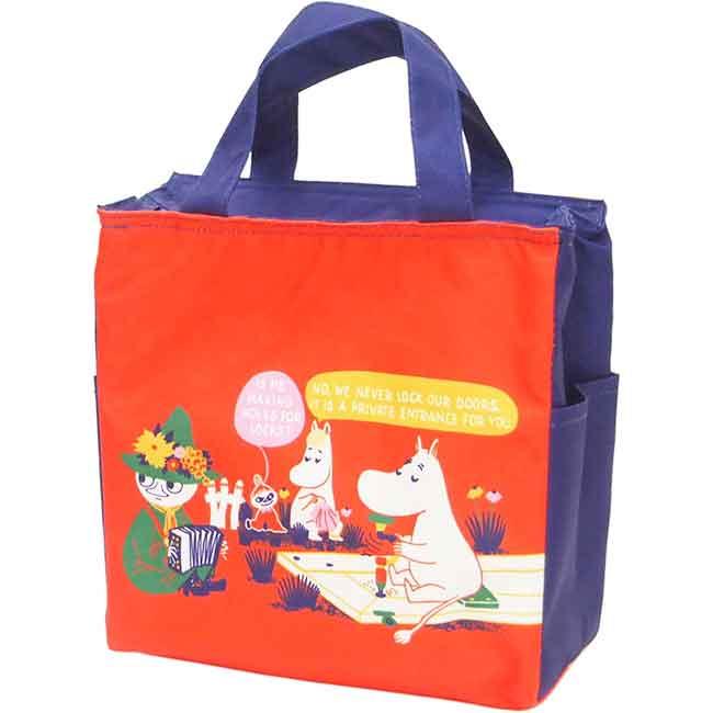 嚕嚕米 保溫冷提袋 收納袋 提袋 包包 正版授權