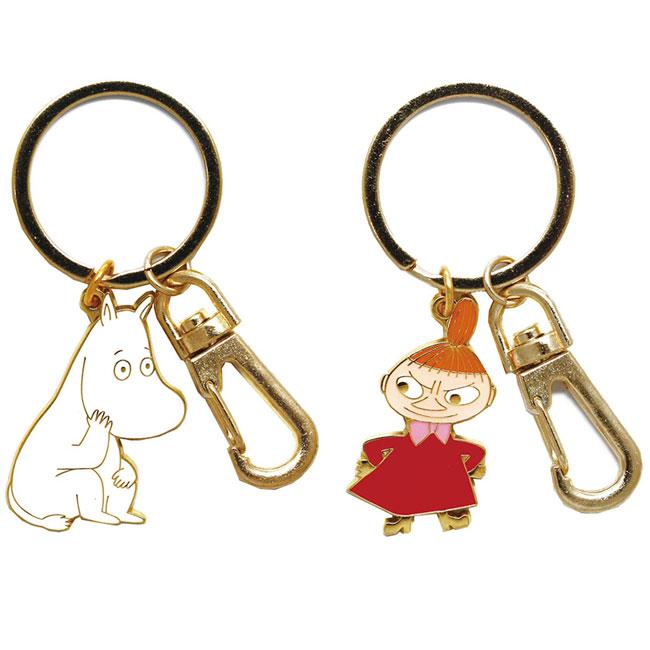 鑰匙圈 嚕嚕咪 MOOMIN 小不點 造型鑰匙圈 日本進口正版授權