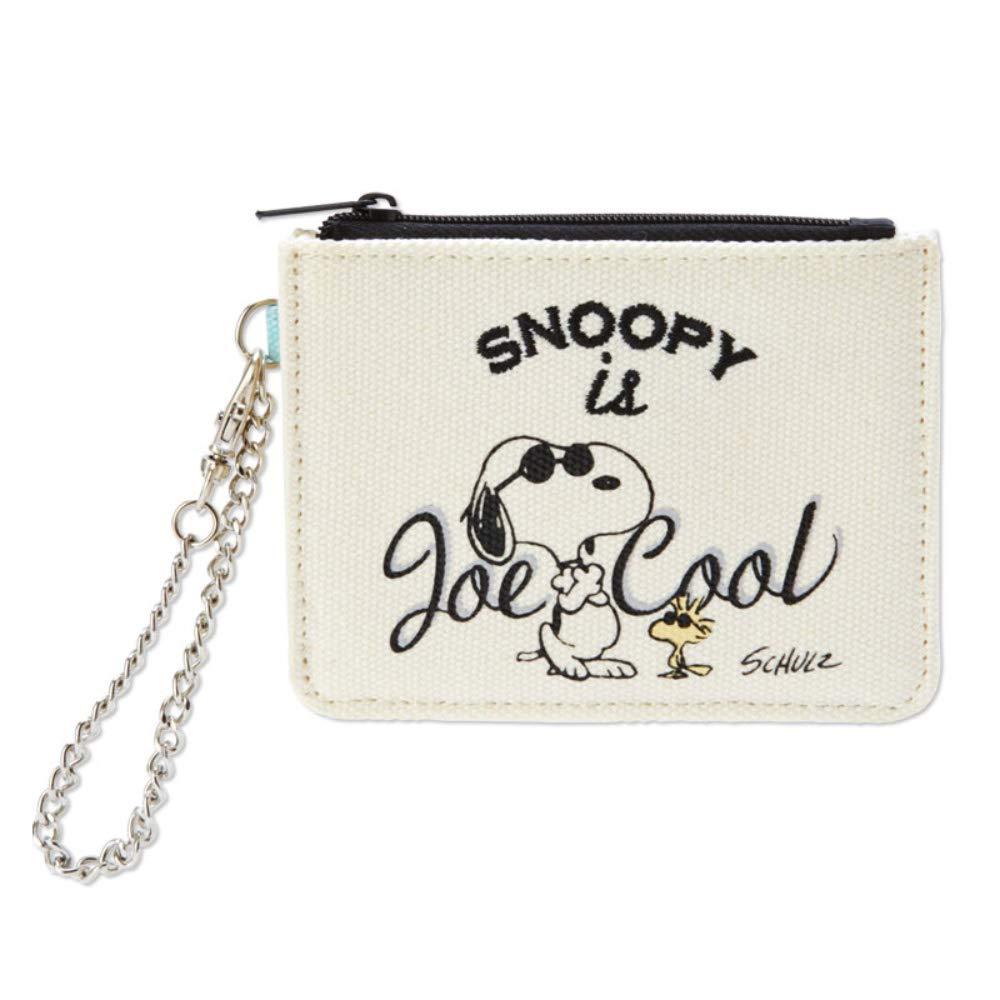 收納票卡夾 Snoopy 史努比 糊塗塔克 拉鍊票夾 日本進口正版授權