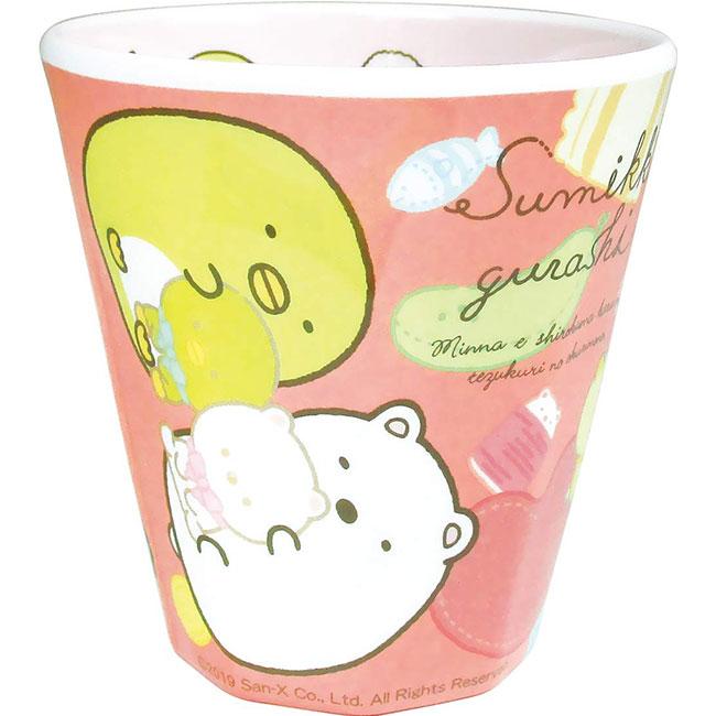 水杯 SAN-X 角落生物 貓 企鵝 雄 炸蝦 270ml 馬克杯 日本進口正版授權
