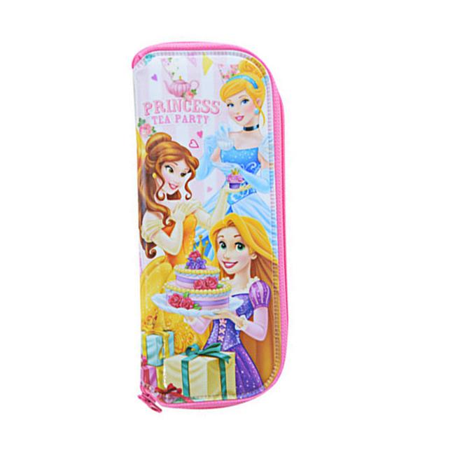 餐具袋 迪士尼 公主系列 派對 拉鍊 韓國進口正版授權