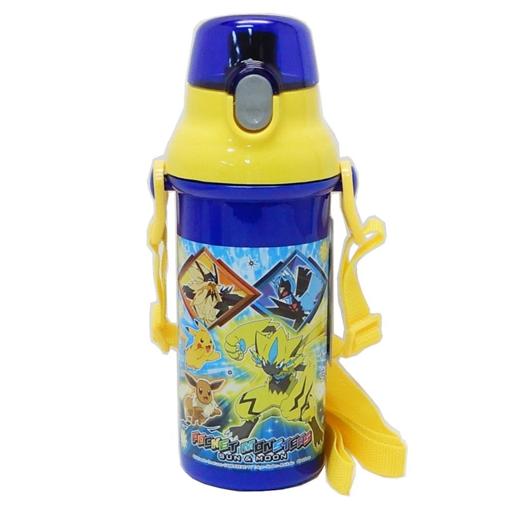 水壺 日本 寶可夢 比卡丘 480ml 日本進口正版授權