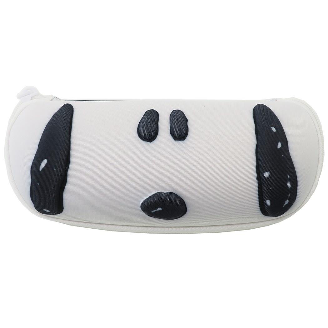造型眼鏡盒 SNOOPY  大臉款 日本進口正版授權