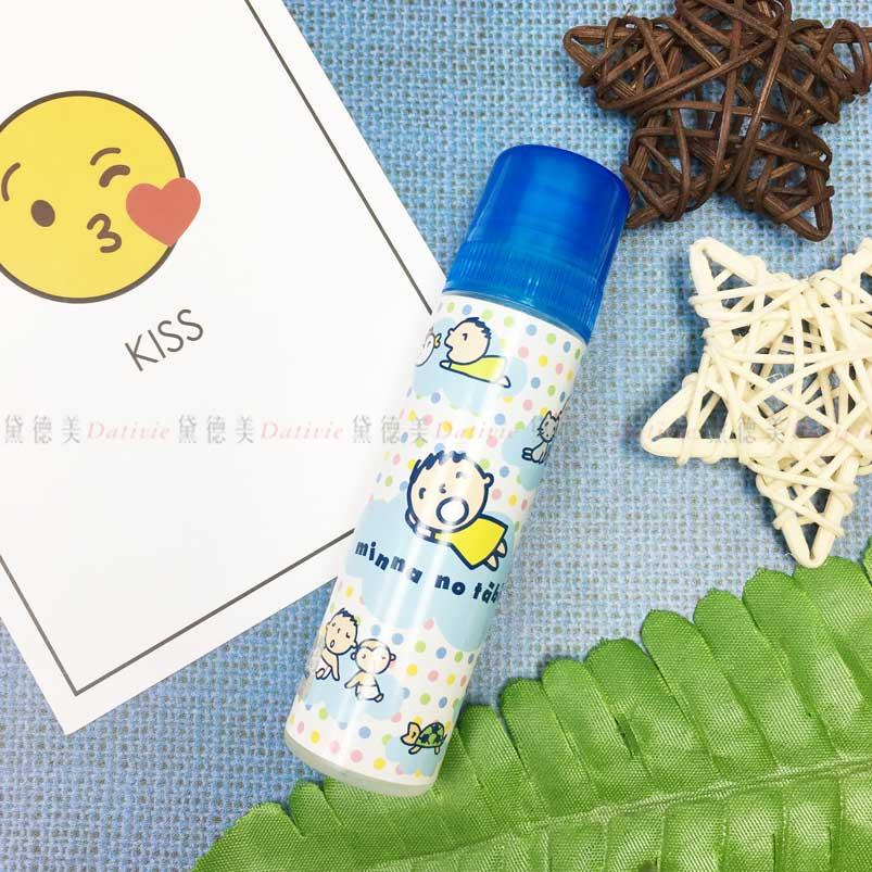 膠水 三麗鷗 大寶 藍色 造型膠水 正版授權