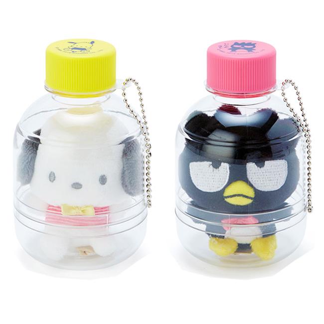 玩偶 三麗鷗 帕恰狗 酷企鵝 瓶中娃娃 吊飾 裝飾 日本進口正版授權
