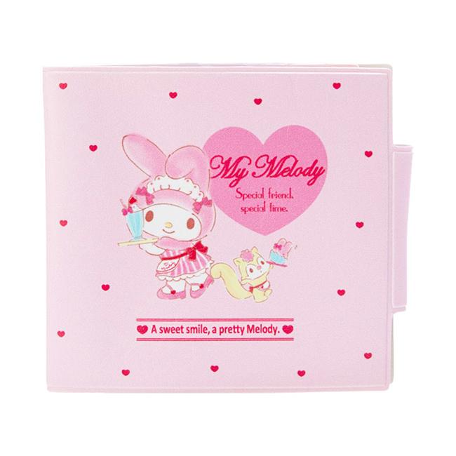收納夾 三麗鷗 美樂蒂 卡片收納夾 攜帶方便 日本進口正版授權