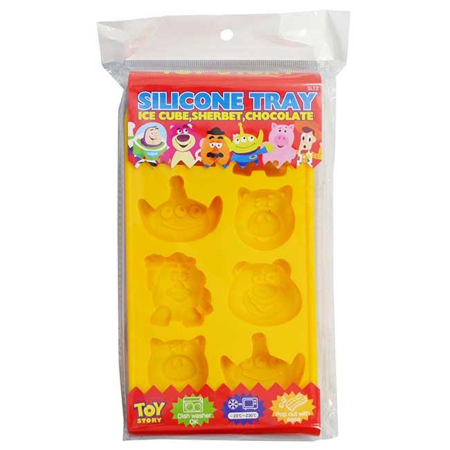 造型製冰盒 迪士尼 皮克斯 玩具總動員 造型製冰器 日本進口正版授權