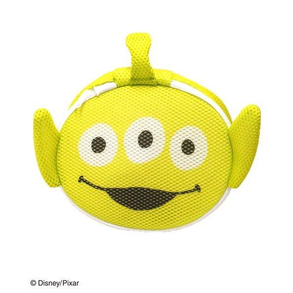 洗衣網 迪士尼 皮克斯系列 玩具總動員4 三眼怪造型洗衣網 日本進口正版授權