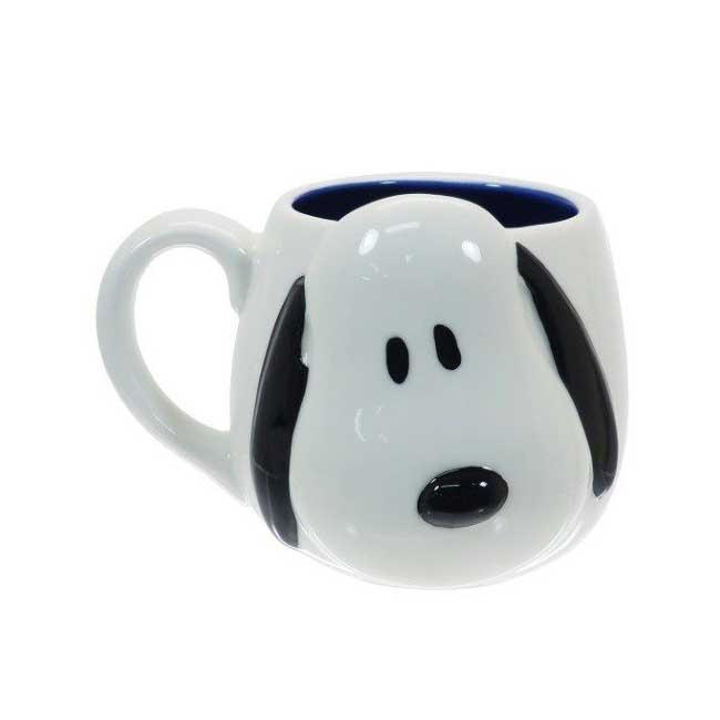 造型馬克杯 史努比 SNOOPY 300ml 陶瓷 造型杯子 日本進口正版授權