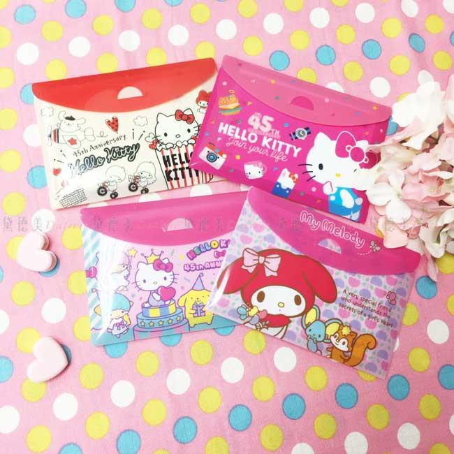 便條紙 三麗鷗 Hello Kitty 凱蒂貓 KT貓 美樂蒂 4款 信紙 正版授權