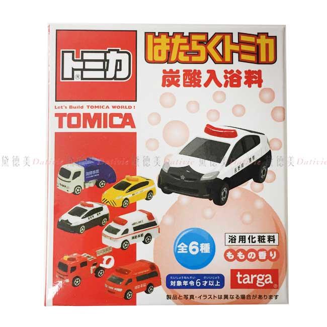 沐浴球 TOMICA 小汽車 內附玩具 造型沐浴球 正版授權