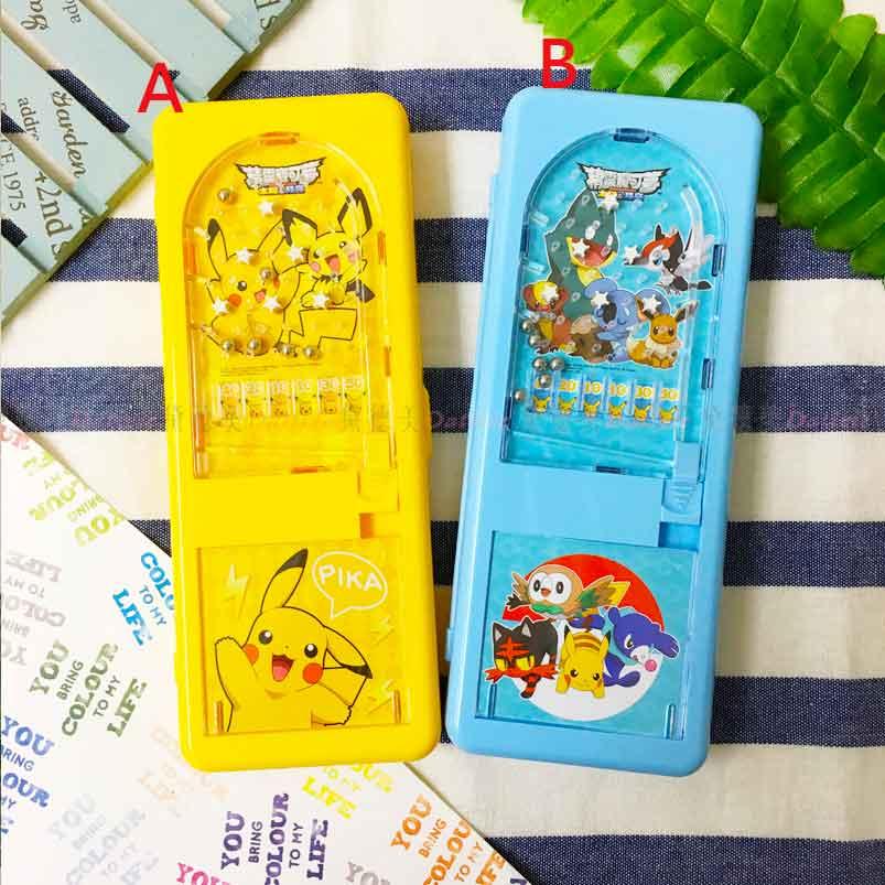 寶可夢 彈珠台鉛筆盒 兩款 正版授權
