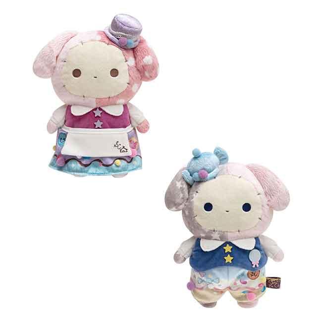 SAN-X 憂傷馬戲團 絨毛娃娃 兩款 日本進口