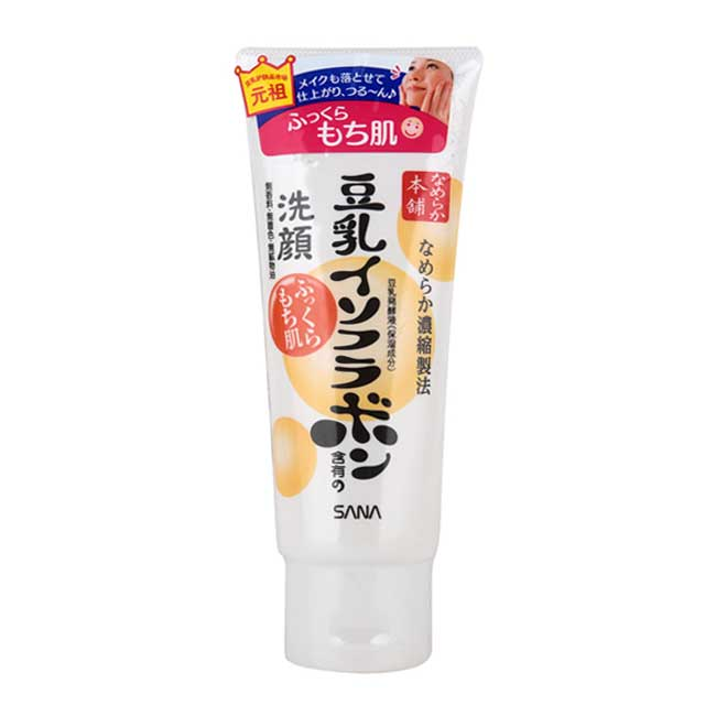 洗面乳 日本 SANA 天然豆乳美肌洗面乳 保濕滋潤 潔淨毛孔 豆乳發酵液 150g 日本製
