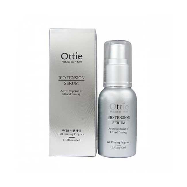 除皺緊緻液 韓國 OTTIE 歐緹 賦活緊緻液 消除細紋 潤澤肌膚 40ml 韓國製造進口