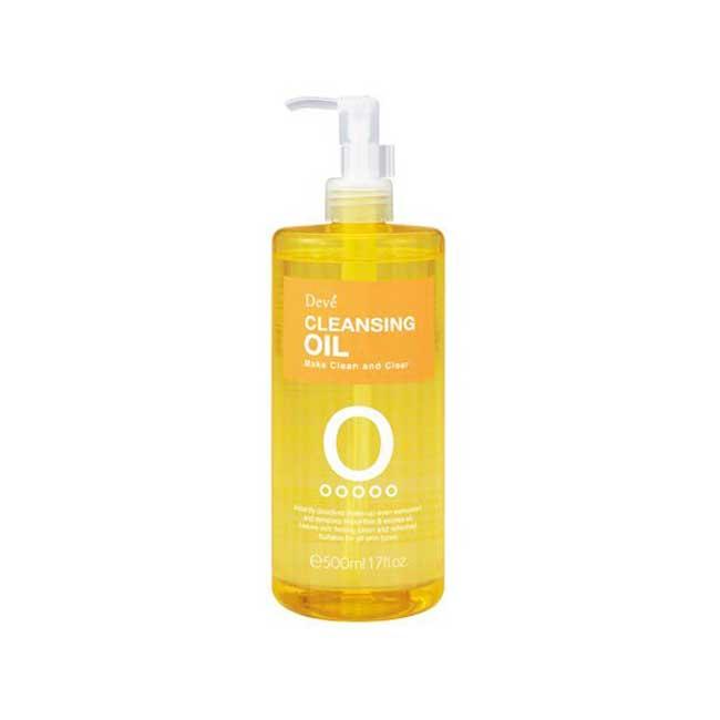 卸妝油 日本 熊野 Deve 乾濕兩用深層卸妝油 弱酸性 溫和不刺激