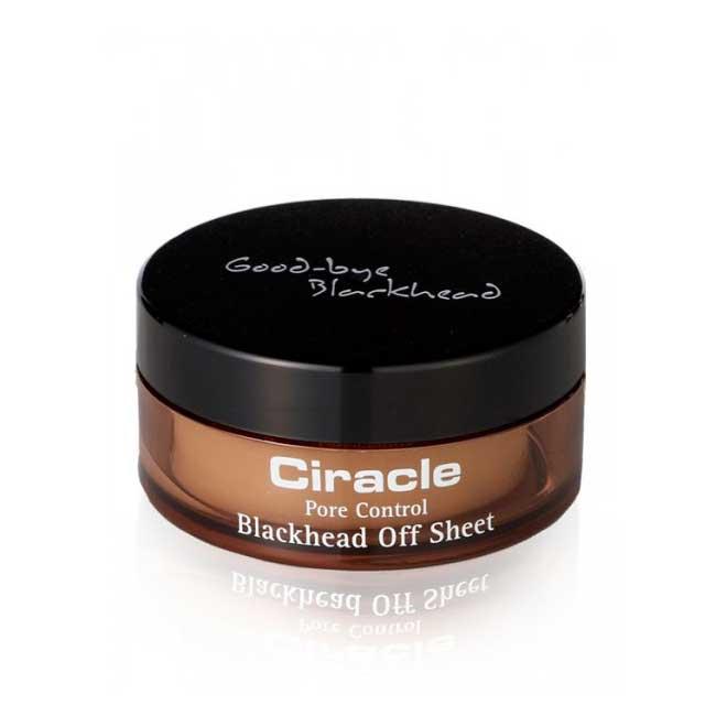 去黑頭面膜 韓國 Ciracle 水凝零孔黑頭調理膜 去除粉刺 50ml 韓國製造