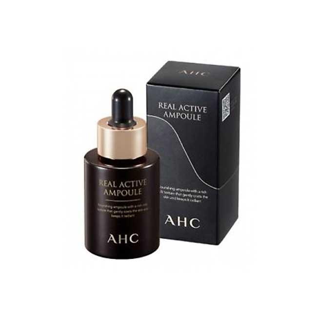 精華油 韓國 AHC 多功能植物精華油 膠原蛋白 滋潤肌膚 不油膩 25ml 韓國製造