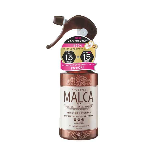 髮妝水 日本 Kracie PRO style malca 完美髮妝水 護髮保濕 防止靜電 修護受損髮質 280ml 日本製造進口