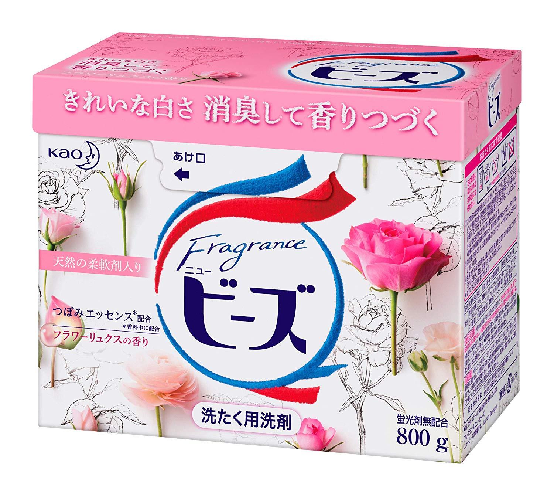 洗衣粉 花王酵素洗衣粉 玫瑰花香 日本製