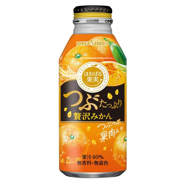 飲料 日本 橘子果肉綜合果汁 400ml 果汁含量40% 日本製造進口