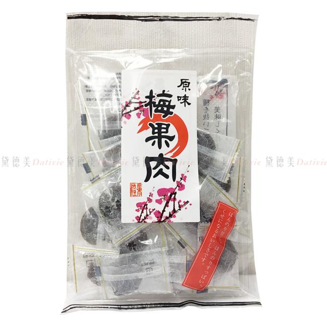 梅肉 梅子 原味梅果肉 酸甜 蜜餞 100g 台灣