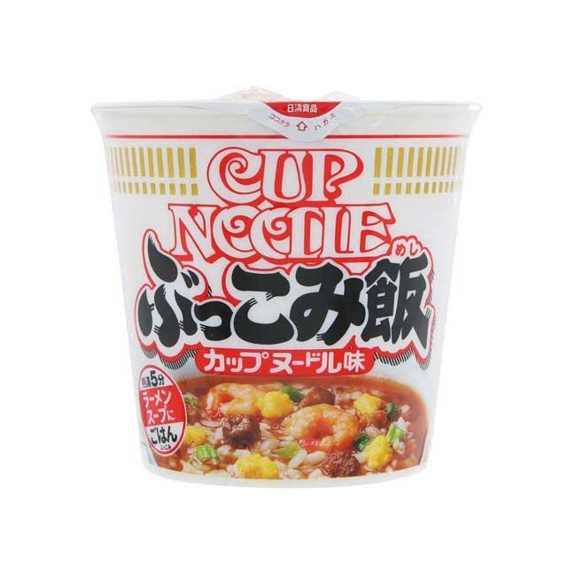 泡飯 日本 日清 海鮮即食泡飯 杯飯 沖泡 即食 宵夜 90g 日本製造進口