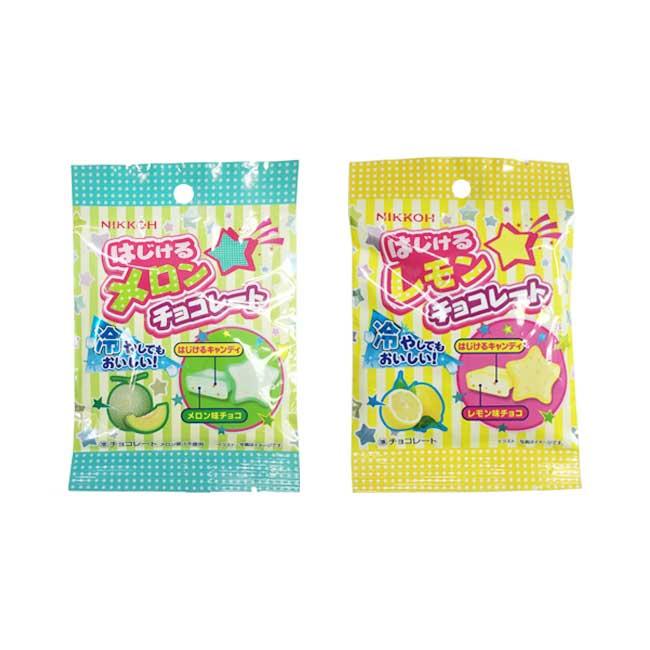 糖果 日本 NIKKOH 星星造型 哈密瓜 檸檬 小糖果 甜食 17g 日本製造進口