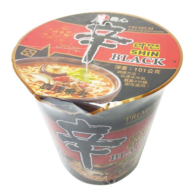 杯麵 韓國 農心 頂級辛杯麵 微辣牛骨湯味 泡麵 101g 韓國製造進口