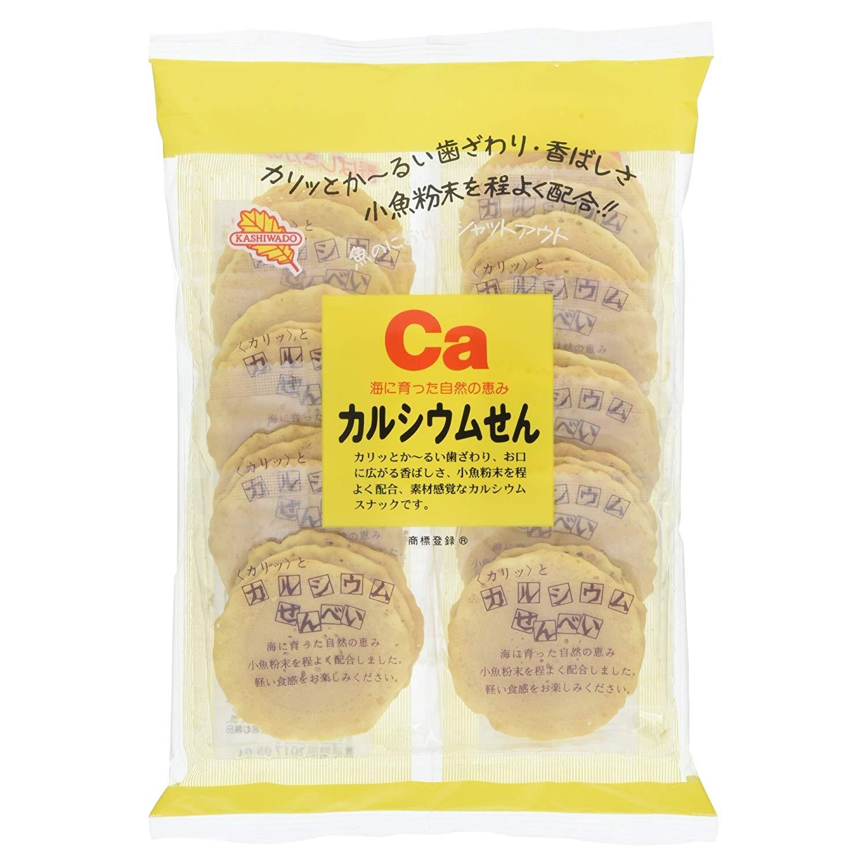 餅乾 日本 健康含鈣餅乾 9入/116.1g 日本製造進口