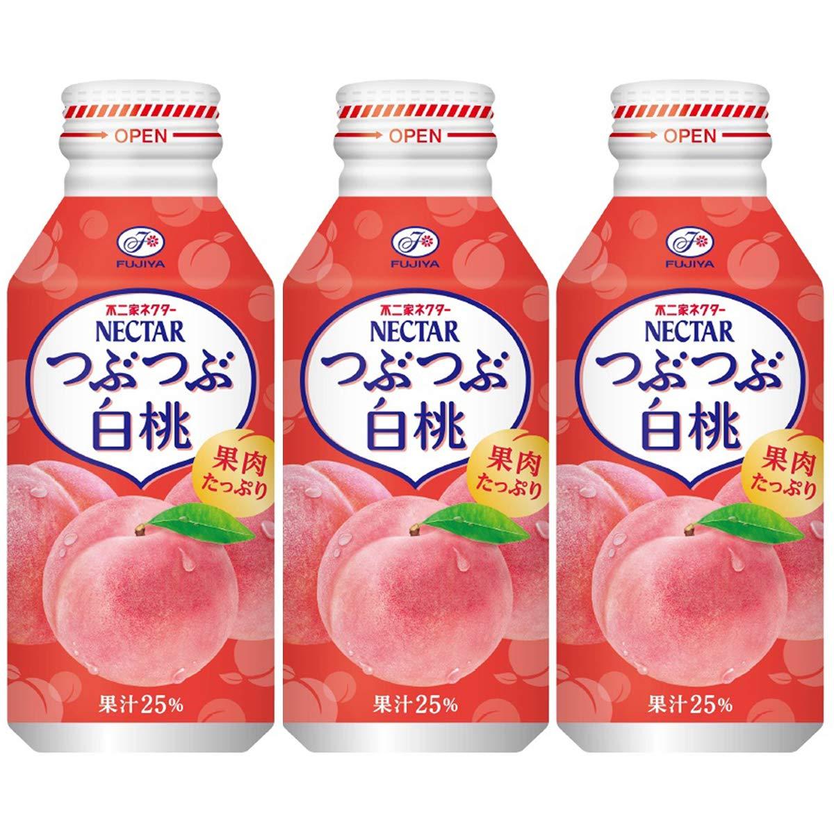 果汁 日本 白桃果汁 380毫升 日本製造進口