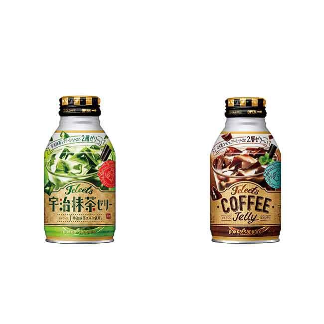 果凍飲料 日本 POKKA 抹茶 咖啡 265毫升 日本製造進口