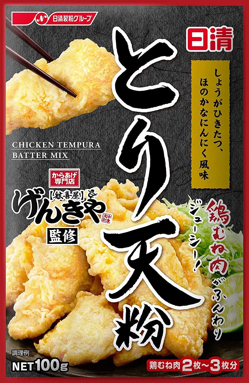 炸雞粉 日本 日清 炸雞 天婦羅粉 100g 日本製造進口