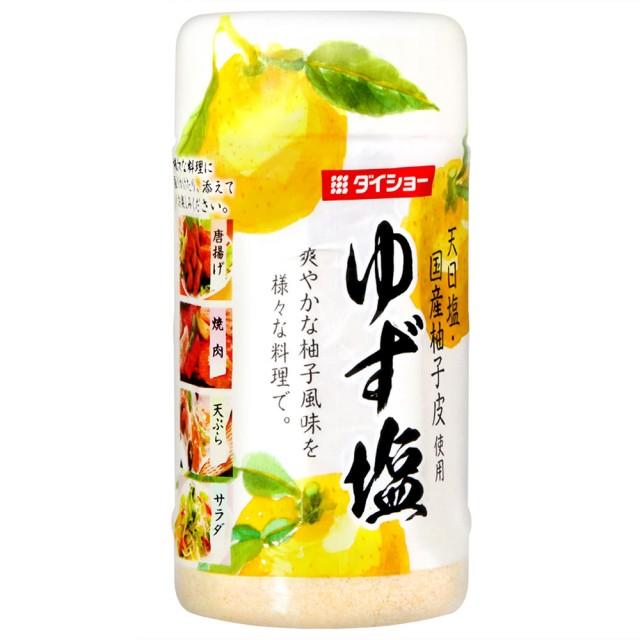 調味鹽 日本 柚子調味鹽 80g 日本製造進口