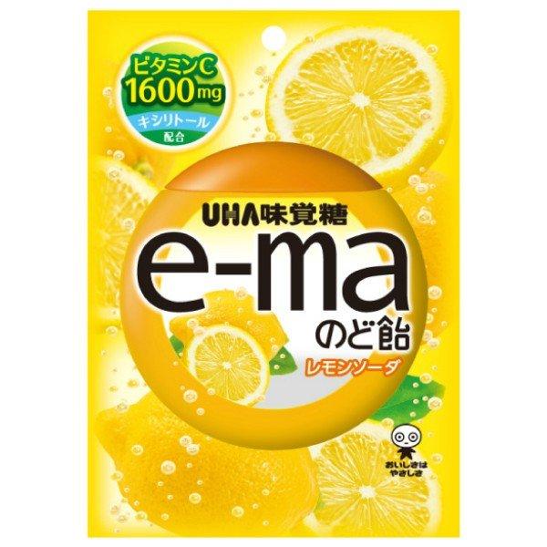 糖果 日本 UNA 味覺糖 檸檬 50g 日本製造進口