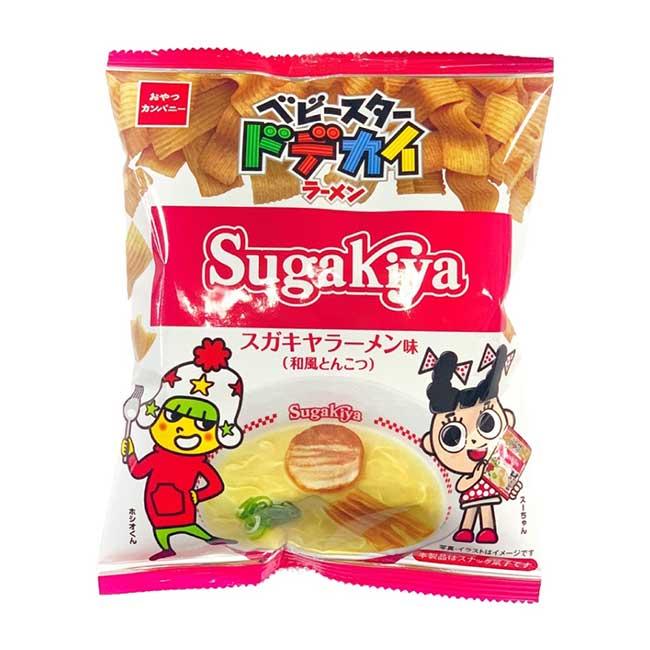 日本優雅食點心條麵 壽賀喜屋拉麵風味 66g 日本製造進口