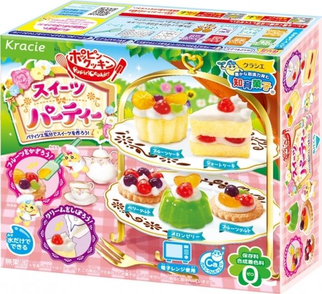 Kracie創意DIY-下午茶小達人 29G 日本製造進口