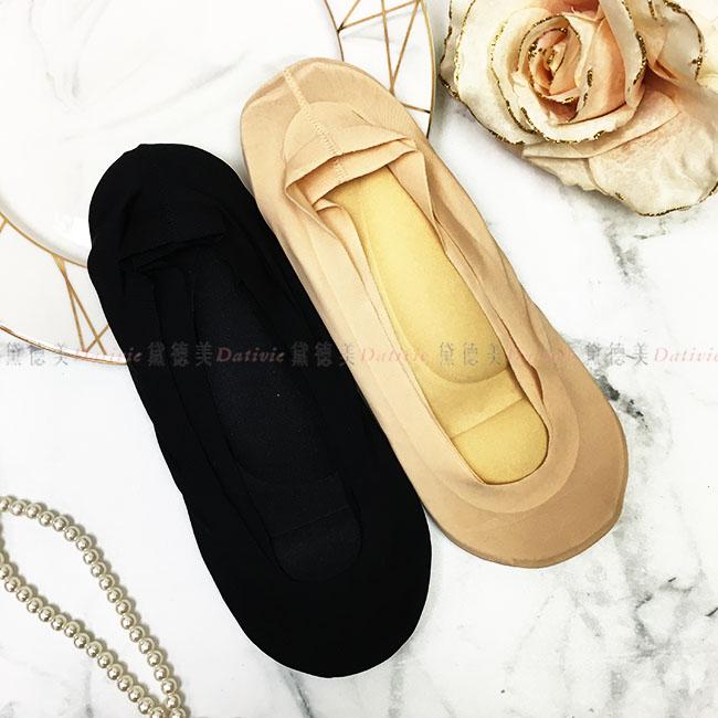 韓國 22-26cm 隱形襪 透氣 舒適 防止滑落 膚 黑 成人襪 襪子