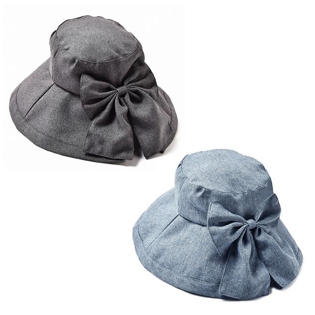 貴婦百貨 遮陽帽 日本 寬大帽沿 蝴蝶結 淑女帽 抗UV 輕巧便利 好收納 多機能 內側速乾 日本進口